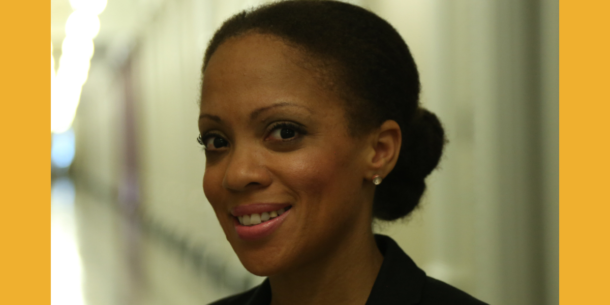 Photo of Taryn Williams from the Obama White House