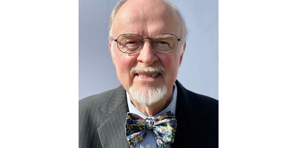 James G. Hanink headshot